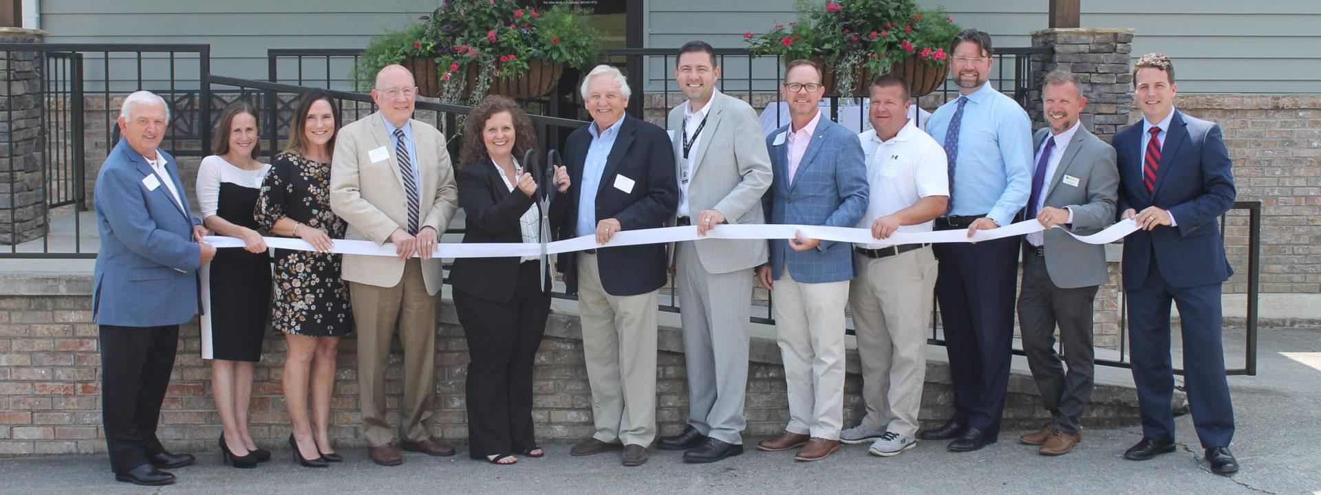 Helen Ross McNabb Center celebrates Sevier County ribbon cutting